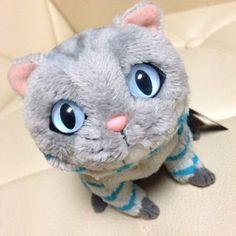 Japanese Disney Alice In Wonderland Plush Cheshire Cat Toy 2010 (ディズニー)のアリスインワンダーランド チシャ猫(ぬいぐるみ)が通販できます。アリスインワンダーランド劇場グッズのチシャ猫ぬいぐるみボールチェーンです♡タグ付きで購入したまま自宅保管してました^_^大きさは12cm程ぬいばち位の大きさです♡