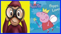 Peppa Pig Full Diving Game APP - Curious George Game- Peppa Pig/Curious ...