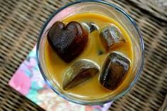 Image result for coffee ice