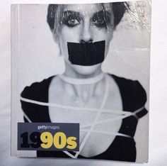 Getty Images 1990s photography book (Liz Phair on the cover)