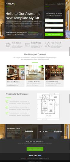 330 best Web Design - Landing Page Examples images on Pinterest ...