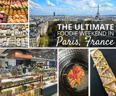 Adi shares how to maximise 48 hours of eating on the ultimate French foodie weekend in Paris, France. When you're planning a trip to Paris, you're more likely to put classics like the Eiffel Tower, the Louvre, and Notre-Dame Cathedral on your travel bucket list. However, after visiting Paris a few times already, my husband and I were more interested in experiencing a different aspect of Paris – the food. What do you do when you've already seen the top sights in Paris? Eat! French ...