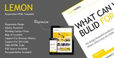 Deals Lemon - Responsive Portfolio Templatewe are given they also recommend where is the best to buy