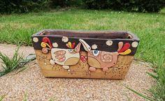 Tier, Garden Art, Wedding Flowers, Lunch Box, Planters, Dr Suess, Creative, Pots, Plant Pots