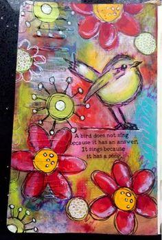a sprinkle of imagination: Let's get Scribbly !!!!