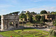 Arc de Constantin - Rome - Italie