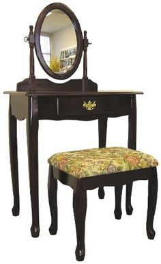 Polaris Cherry 3  Pc Vanity Set -- You can find out more details at the link of the image.