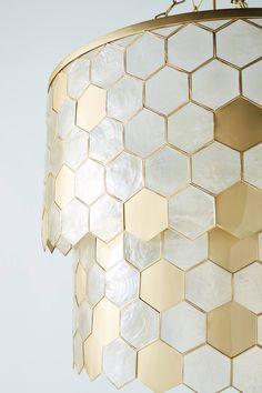 Honeycomb Chandelier – All For Garden Chandelier Design, Chandelier Lighting, Capiz Shell Chandelier, Bathroom Chandelier, Modern Gold Chandelier, Art Deco Chandelier, Small Chandelier Bedroom, Bedroom Chandeliers, Iron Chandeliers