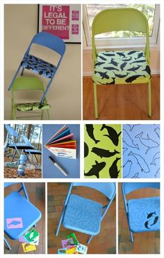 Give New Life To Old Furniture! - 15 Pics