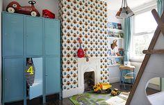 Nursery decoration + furniture ideas