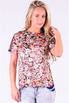 Pop Couture - Pryor Floral Print Top, £30.00 (http://www.popcouture.co.uk/clothing/tops/going-out/pryor-floral-print-top/)