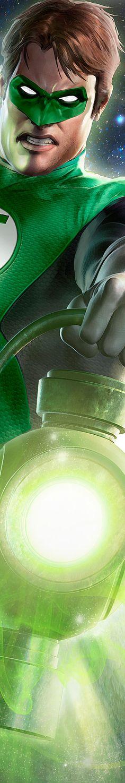 Green Lantern by Doug Mahnke