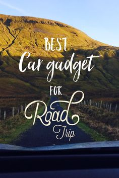 Are planning a Road Trip? These are the must car gadget you must have while traveling! Let me know what else gadget you carry while on Road trip #travelgadgets