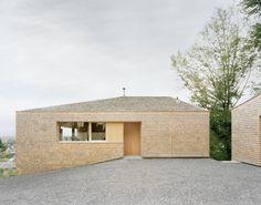 HD Haus | Schwarzach, Voralberg, Austria | Bernardo Bader | photo by Adolf Bereuter