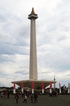 MONAS, Jakarta khas ibukota indonesia #PINdonesia