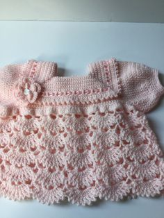 Baby girl dress, beret, diaper cover by TheNanimalShop on Etsy