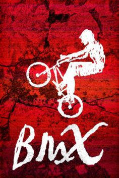 BMX Biking Sketch Sports Poster Print Masterprint at AllPosters.com