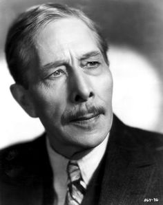 George Arliss - April 10, 1868 - February 5, 1946  born  Augustus George Andrews