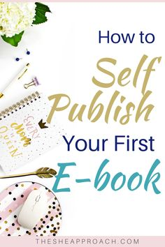 Do you want to make more Passive Income with your Business and earn on auto-pilot?  Then, Creating and Selling E-books are a great way to do that! But there are a few things you need to work on first! What they are and How to do it - you'll find out by reading my Blog Post.  Learn How to Self Publish your First E-book, How to Choose its Topic, Write it and Promote it so it brings you Income every month! Check it out and Learn How to Publish your First E-book Today! #ebooks #selfpublishebook
