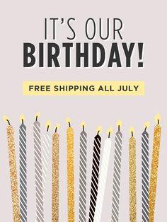 24 ideas birthday poster ideas for 2019 Web Design, Layout Design, Birthday Card Sayings, Birthday Card Design, Birthday Template, Email Template Design, Email Templates, Birthday Email, Happy Birthday