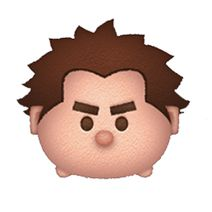 Ralph is a Premium Box Tsum. He is a limited event Tsum and is not available from purchasing Premium Boxes outside of the event. Ralph will clear a vertical line of Tsums. Emoji Characters, Disney Characters, Cute Drawings For Kids, Vanellope Y Ralph, Tsumtsum, Disney Princess Art, Disney Tsum Tsum, Disney Frozen Elsa, Cute Disney Wallpaper