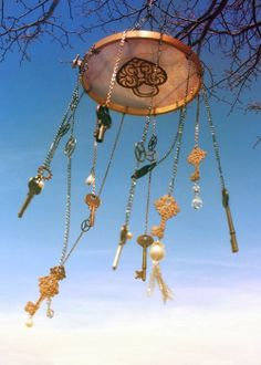 Diy Projects: 20 Brilliant Marvelous DIY Wind Chimes