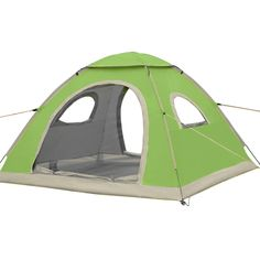 Instantanée tente camping grande cabine Randonnée Camping Randonnées saison Facile Pop Up