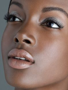Beauty, Makeup, brown skin makeup, ethnic makeup, dark skin makeup. Beautiful