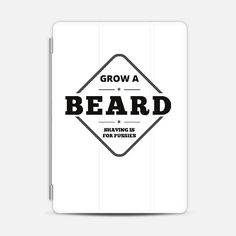 GROW A BEARD - WOW! Check out this Casetify using Instagram and Facebook photos! Make yours and get $10 off using code: 5YA3E4
