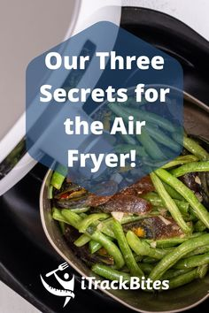 Because so many of you are air-fryer fans, perhaps even super fans, we thought it would be helpful to open up a conversation about them! Here's how we use air fryers... Healthy Eating Tips, Healthy Foods, Healthy Recipes, Kitchen Gadgets, Fitness Tips, Pantry, Lose Weight, Favorite Recipes, Community