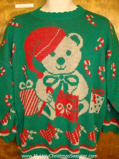 Great Ugly Christmas Sweater