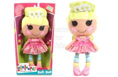 Lalaloopsy Soft Doll - Pix E. Flutters | Code: 01961 | To order: http://www.shopaholic.com.ph/#!/Lalaloopsy-Soft-Doll-Pix-E-Flutters/p/54382520/category=6708179 |  Pix E. Flutters is as huggable soft and cute as ever! Keep her by your side at bed time and hold her tight as you drift off to Lalaloopsy Land! Personalize your Lalaloopsy soft doll by writing your name in the heart on her bottom.
