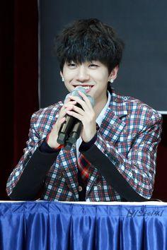 bap yongguk smile - photo #13