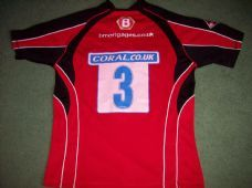 bb7ee0779ac 2009 2010 Saracens #3 Rugby Union Shirt Adults Medium Top Jersey Rugby  Shirts