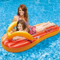 Flip-Flop Pool Floats #inflatablepooltoy #pooltoy #poolraft #float