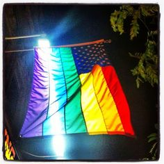 glad people still care enough to fly this flag i think its great that people still support us