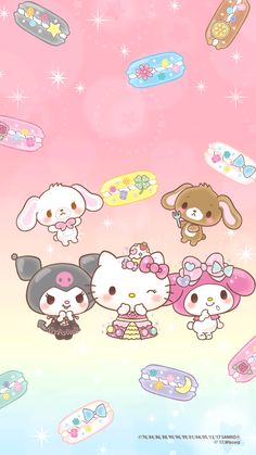 Sanrio Wallpapers from HomeBuzz Launcher  Please don't repost the wallpapers in other website, reblog if you want to share