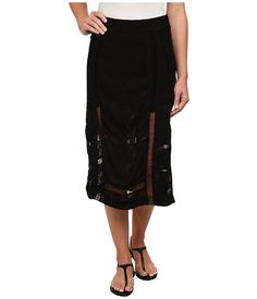 """Free People Solid Jacquard Love Will Save You Skirt *-high rise -Lining -100% rayon -29""""L"""