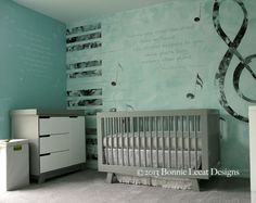 recent mural completed by Bonnie Lecat Designs in Chicago http://www.bonnielecatdesigns.com