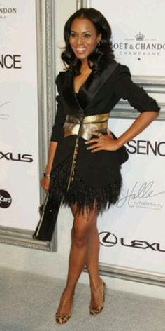 Keri Washington ✿♔Life, likes and style of Creole-Belle♔✿
