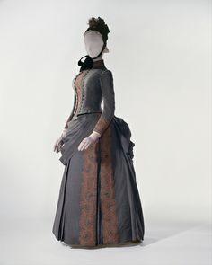 Les Fées Tisseuses :: [Vue d'ensemble page 6!]Ma robe à tournure 1870's
