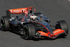 2006 McLaren MP4/21 - Mercedes (Kimi Raïkkönen)