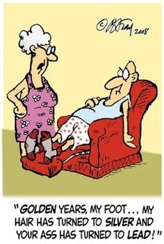 Funny pics, humour quotes, funny jokes …For more funny quotes and pics visit Funny Cartoons, Funny Jokes, Hilarious, Cartoon Jokes, Alter Humor, Old Age Humor, Aging Humor, Senior Humor, Birthday Wishes Funny