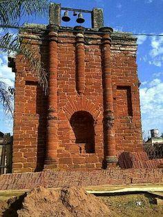 Ruinas Jesuíticas. Itapúa - Py.