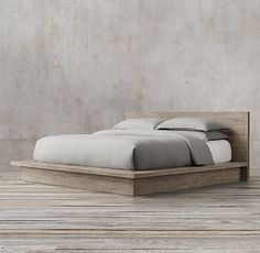 This is exactly the bed I want. It's also entirely too expensive.