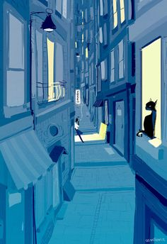 Cooling by ~PascalCampion on deviantART