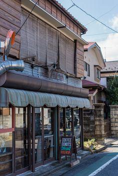 Cafe Halenova in Kamakura