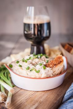 Slow Cooker Stout Caramelized Onion Dip I don't do resolutions. That's wrong. I do. Every year. Just not the ones that normal people do. Mine are never about giving things up, that's desolate. Resolutions should give you hope about the future, not dread. I make resolutions that make me want to plow forward into the new year.…