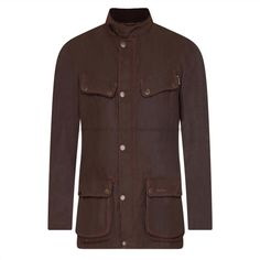 Barbour - New Autumn 2014 Barbour International Ousby Waxed Jacket