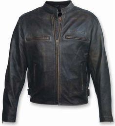 Куртка мото мужская